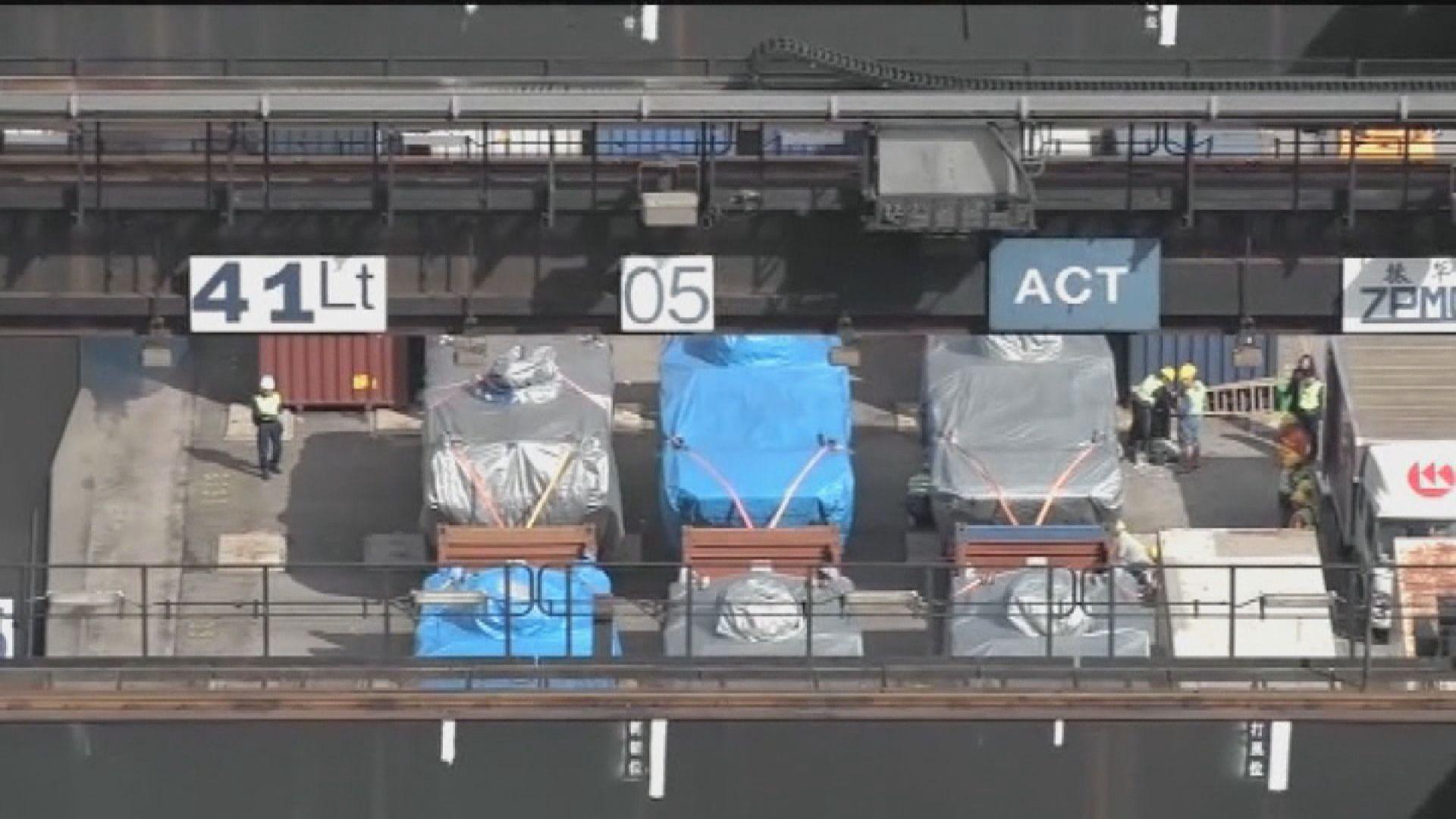 船公司及船長否認偷運新加坡裝甲車入境