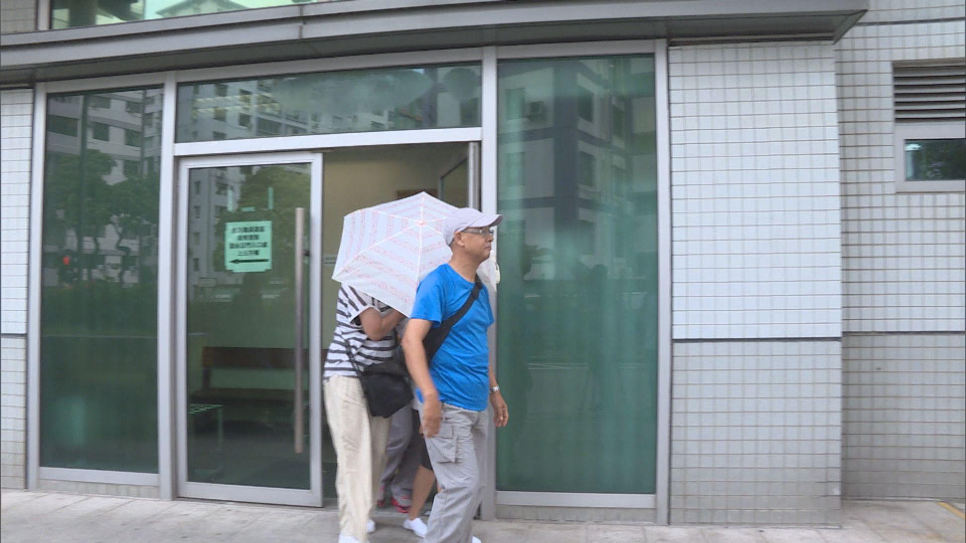 女子被控周六旺角非法集結准保釋