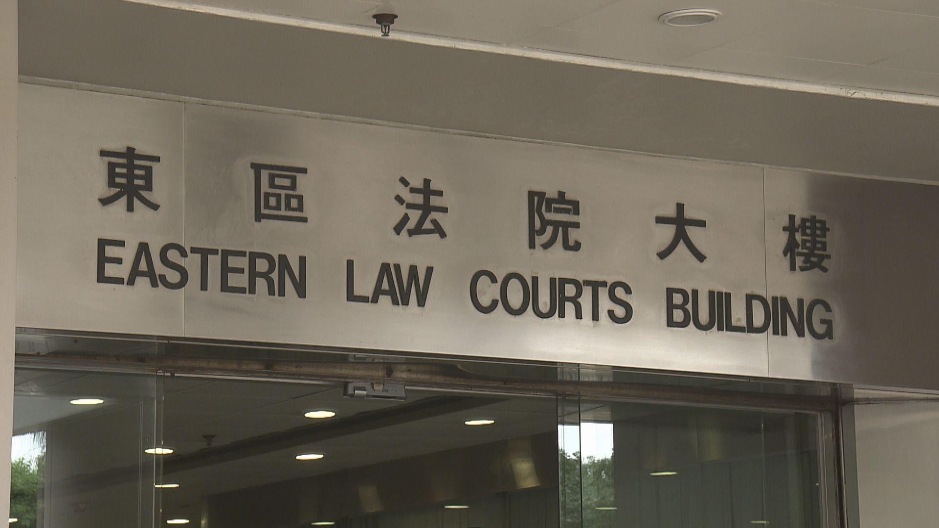 八旬老翁承認襲擊梁國雄 判囚3個月6日