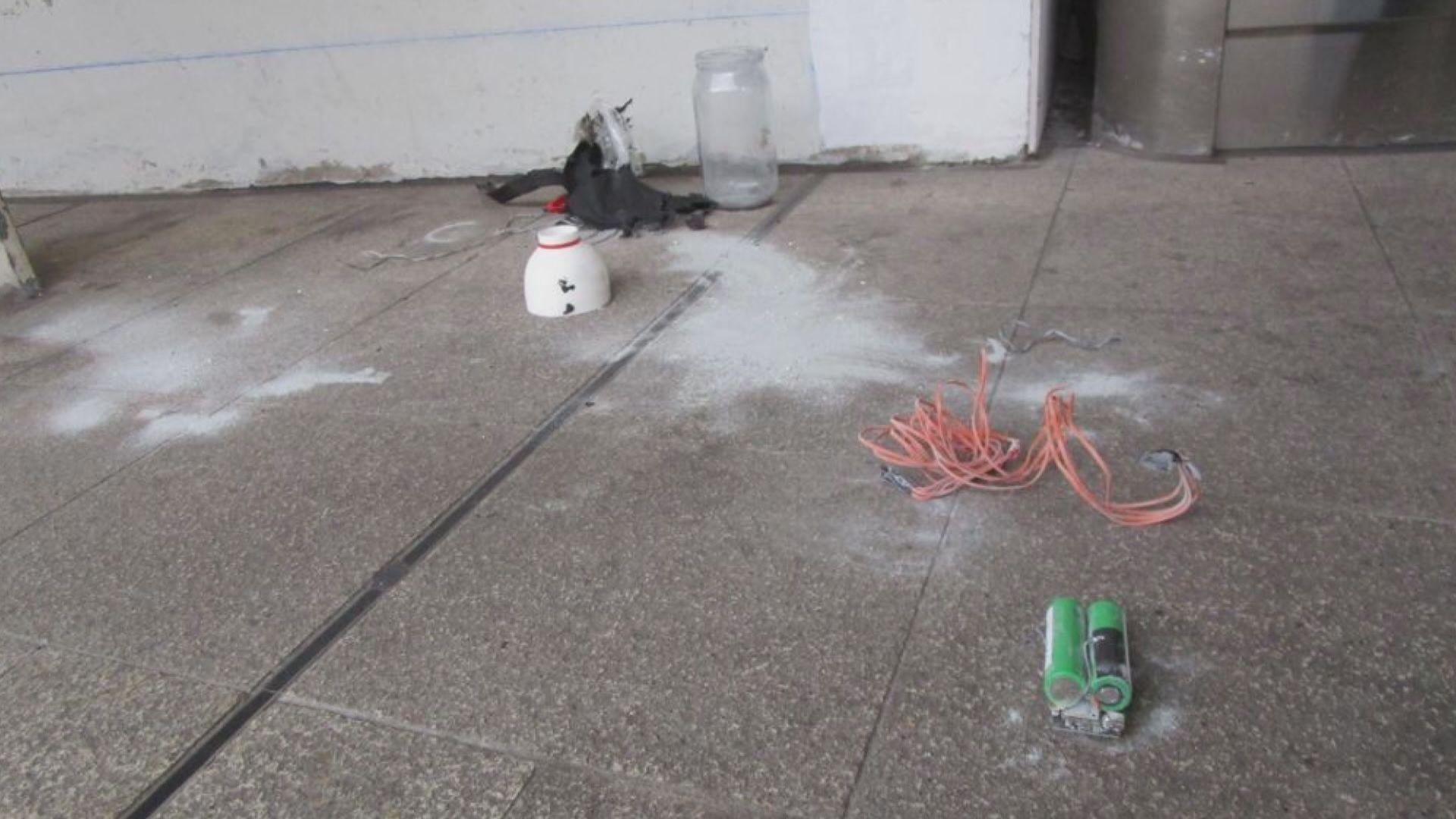 羅湖港鐵站爆炸品案 一女被告獲准保釋