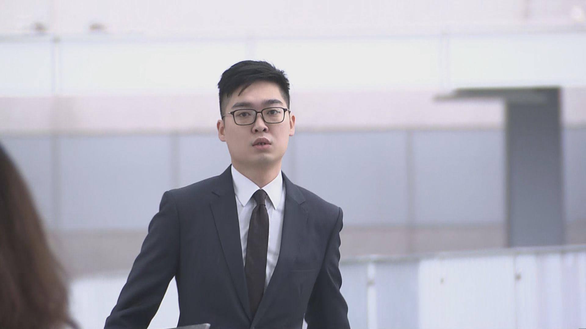民族黨被禁運作上訴 陳浩天拒透露會面內容