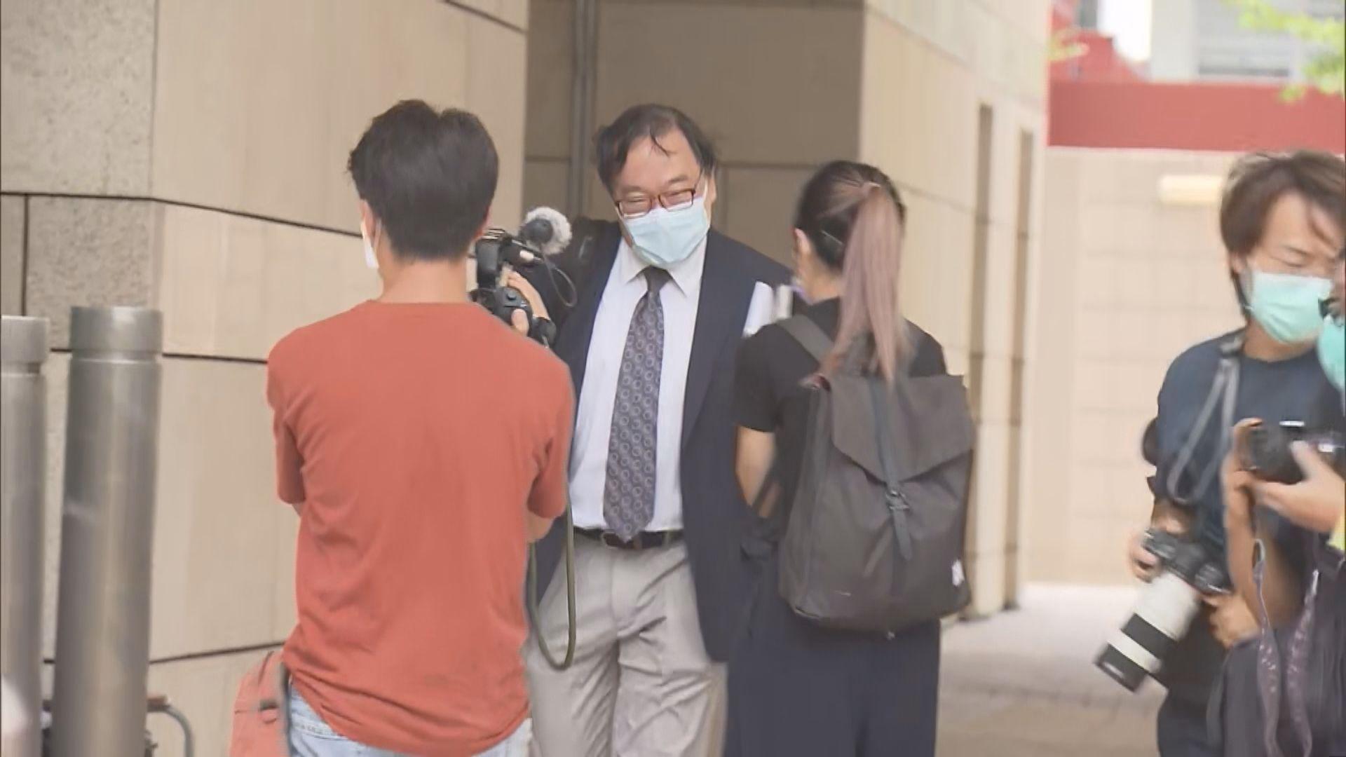陳彥霖死因研訊 資深法醫馬宣立指遺體全裸是很大疑點