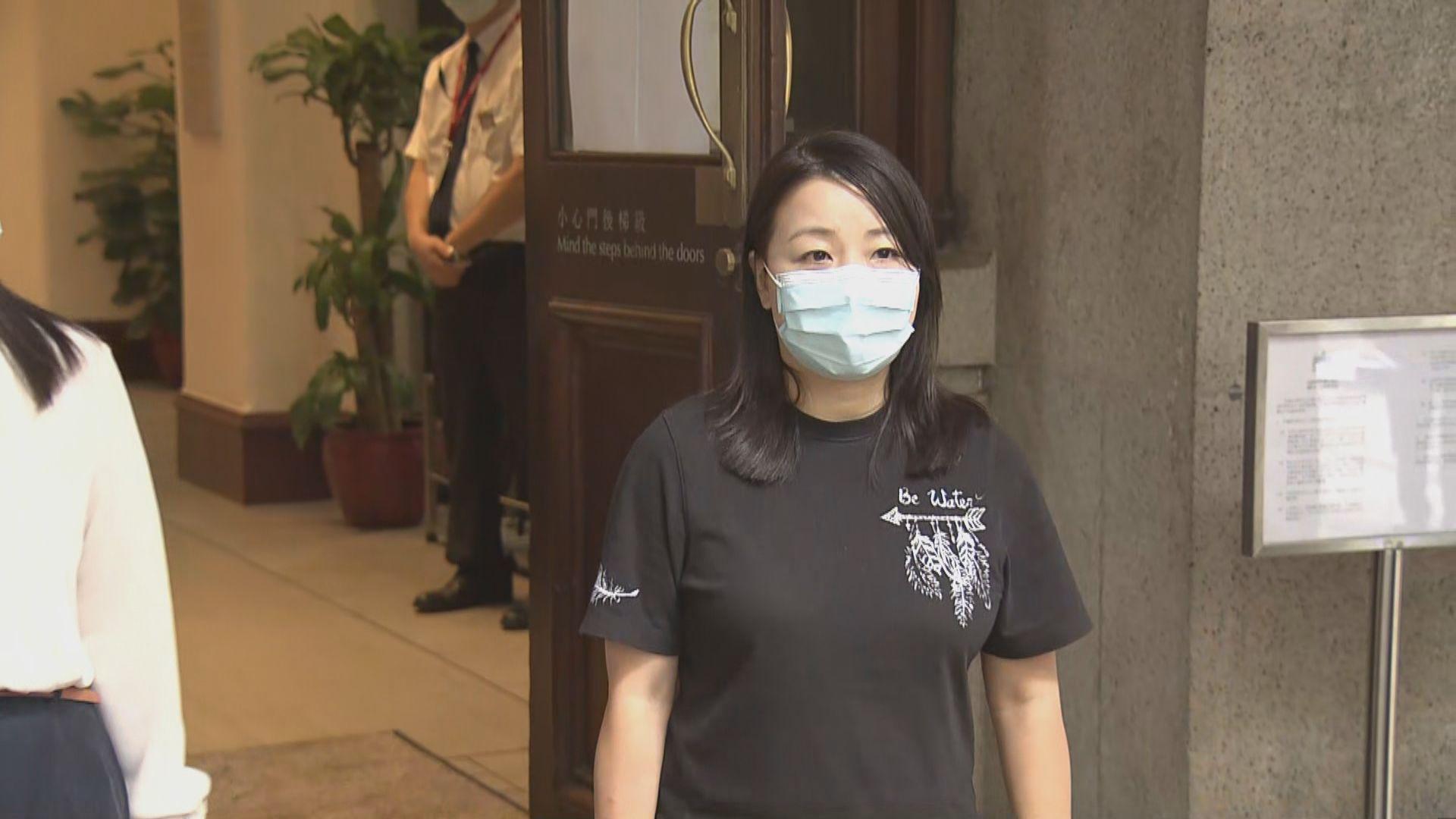 陳凱欣終極敗訴 官稱劉小麗不獲辯解權利是造成不公