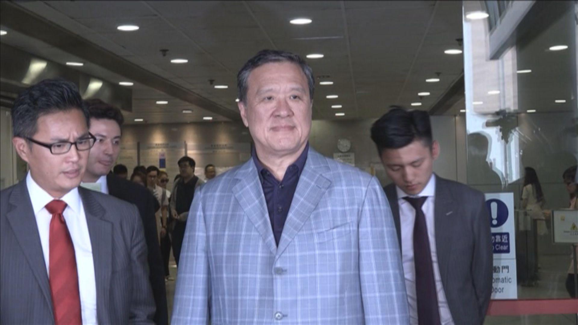 張震遠串謀詐騙及欺詐罪罪成 下周四判刑