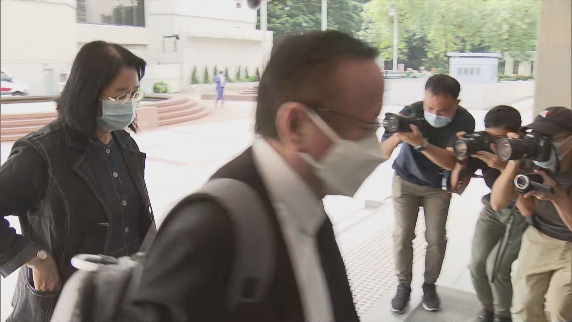 鄭麗琼轉發警員資料被控違反禁制令 她稱忘記有禁制令