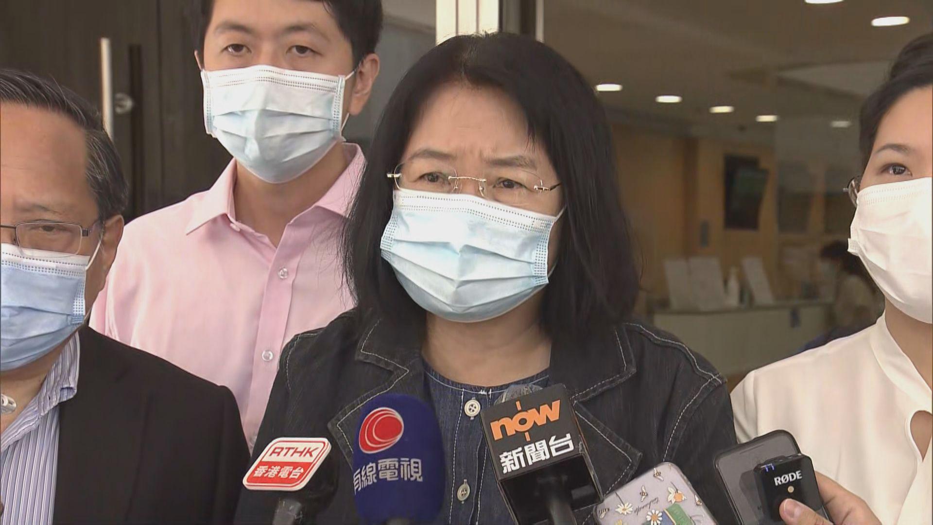 鄭麗琼承認違反禁制令藐視法庭 判監28日緩刑一年