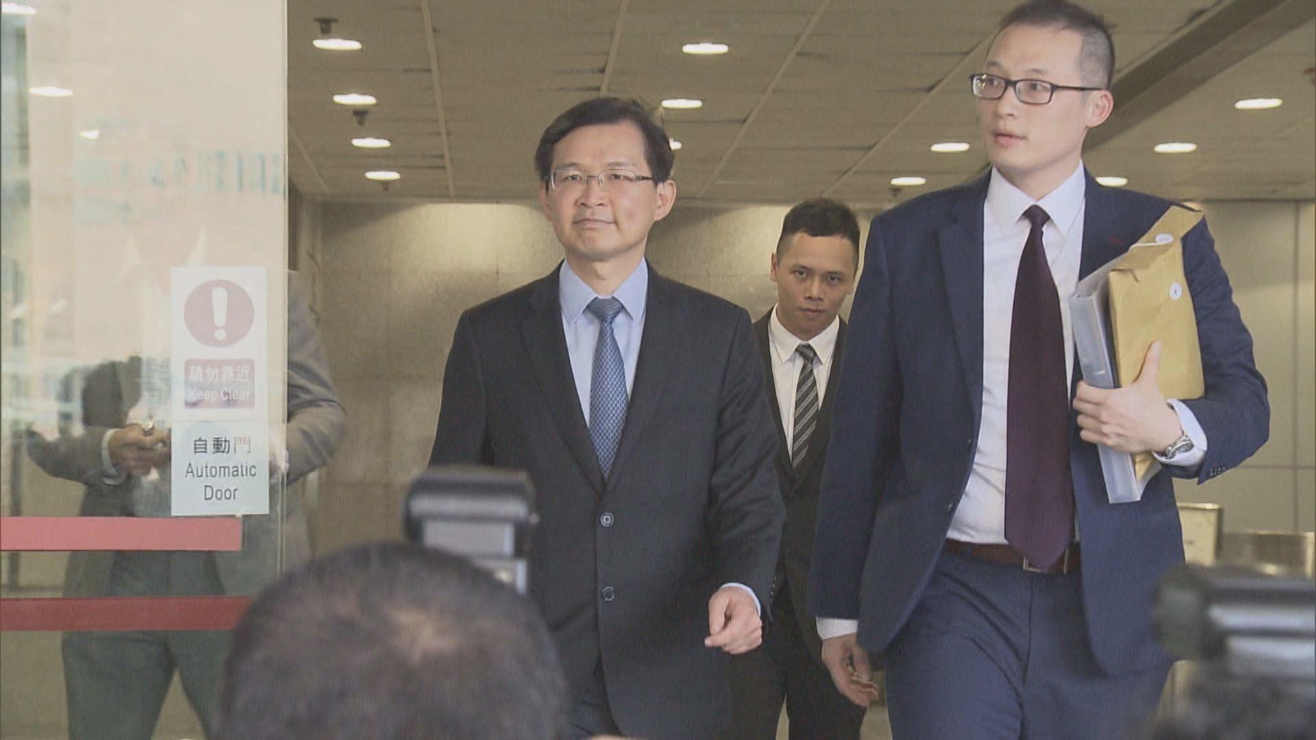 康宏環球前執行董事涉串謀詐騙等兩項罪名裁決不成立