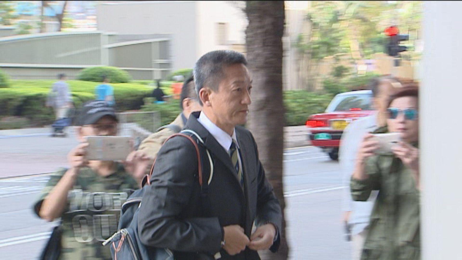 朱經緯上訴被駁回 即時入獄三個月