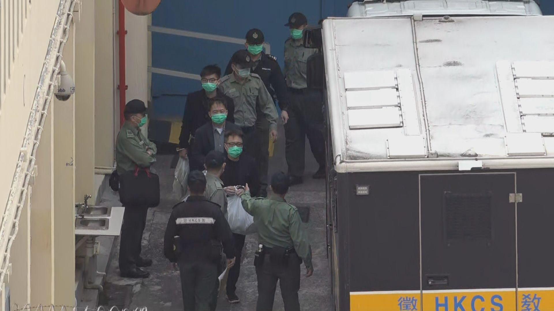 47人因參與民主派初選被控案 官指法庭最遲開放至晚上十時處理保釋