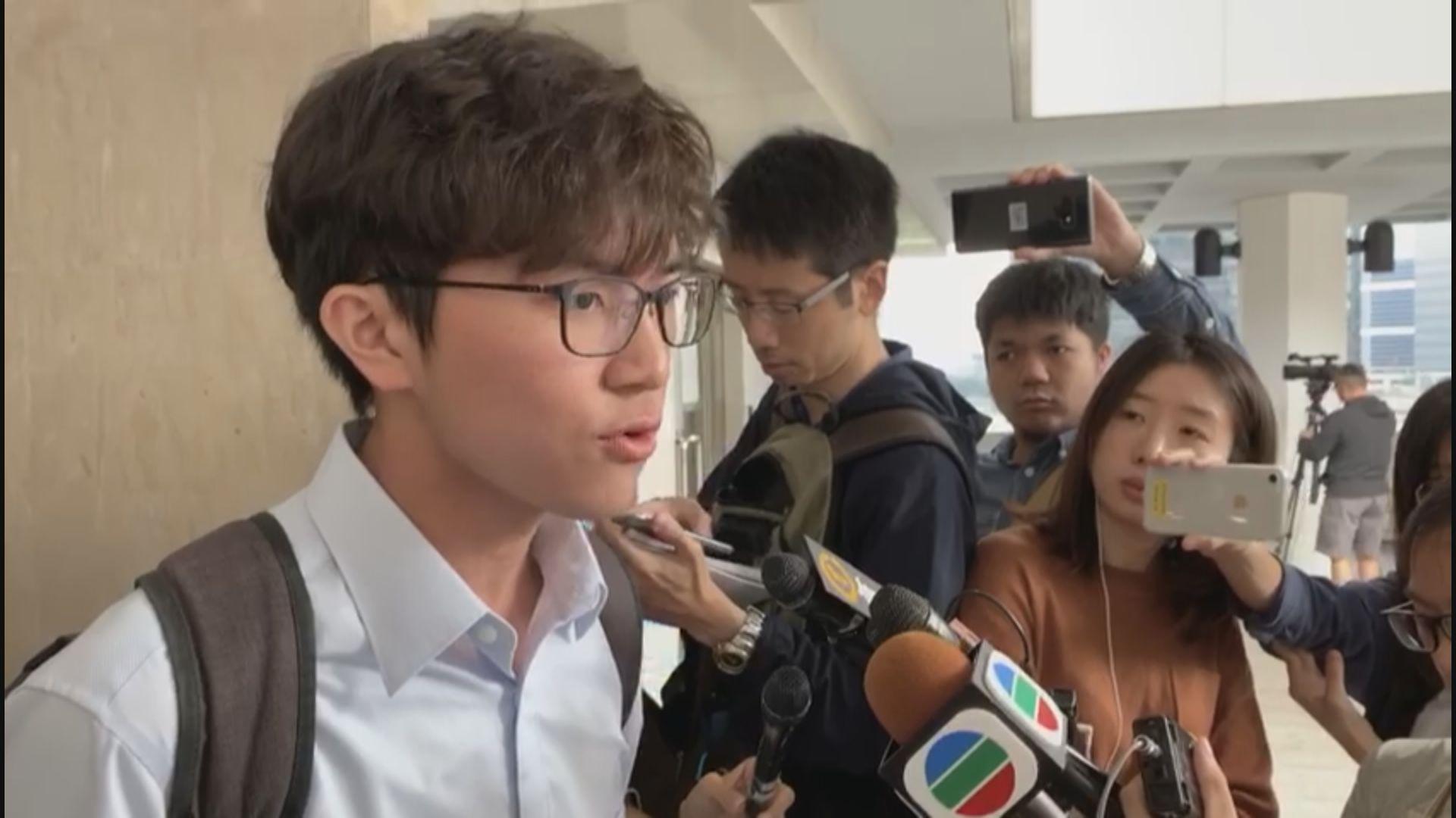 高院拒向中大學生會批出禁制令 禁警無搜查令入校園
