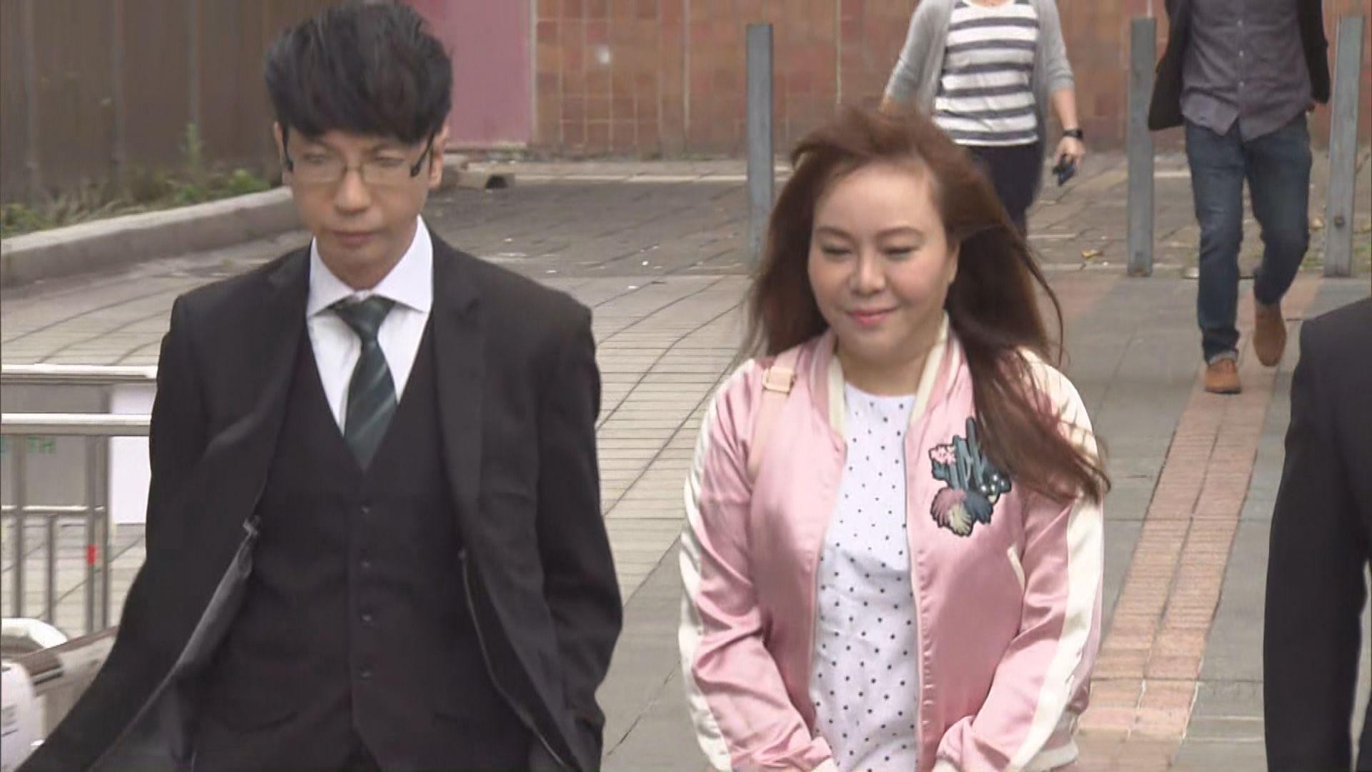 李偲嫣被控違例處置選舉捐贈下月再審