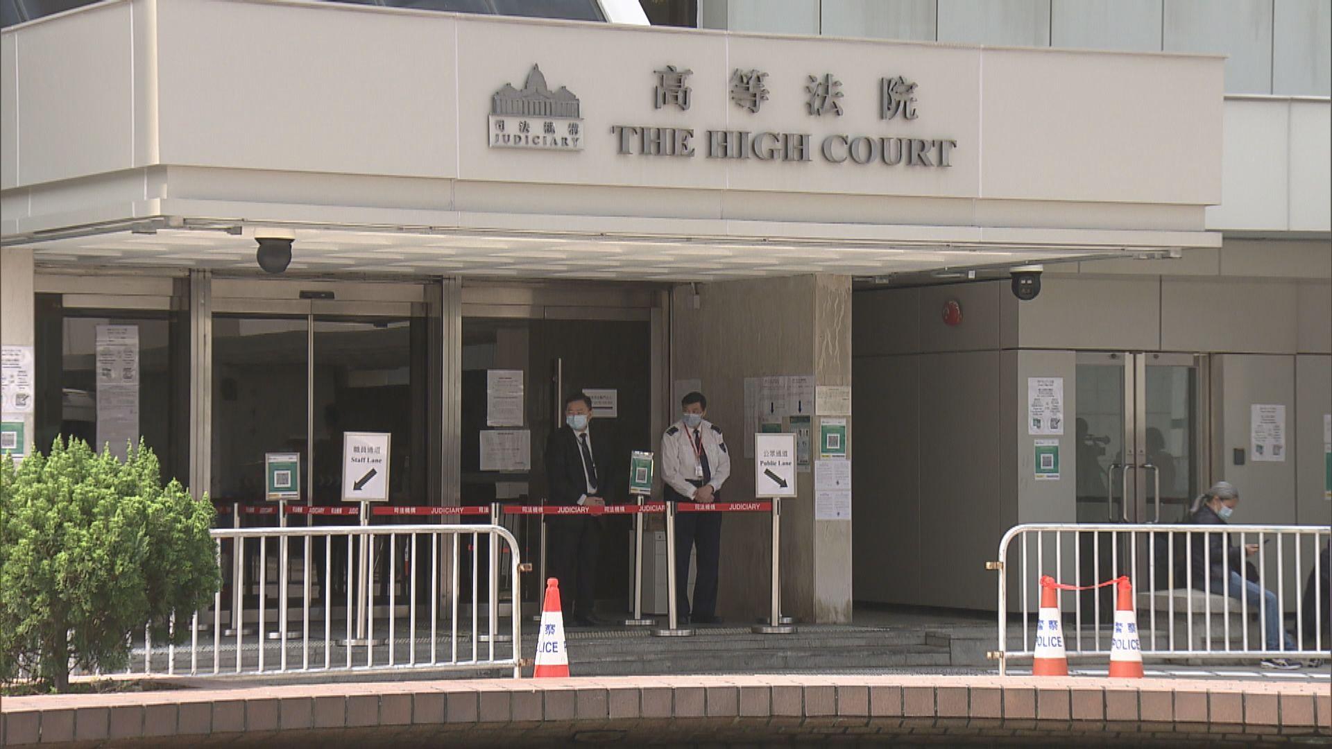 男子612腹中橡膠子彈 入稟索警員資料被法庭拒絕