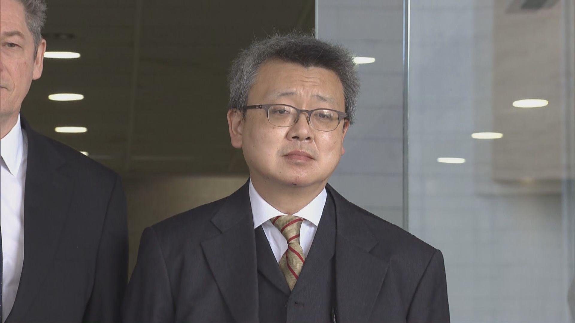 律政司高級檢控官涉非禮女同事 明年再提堂