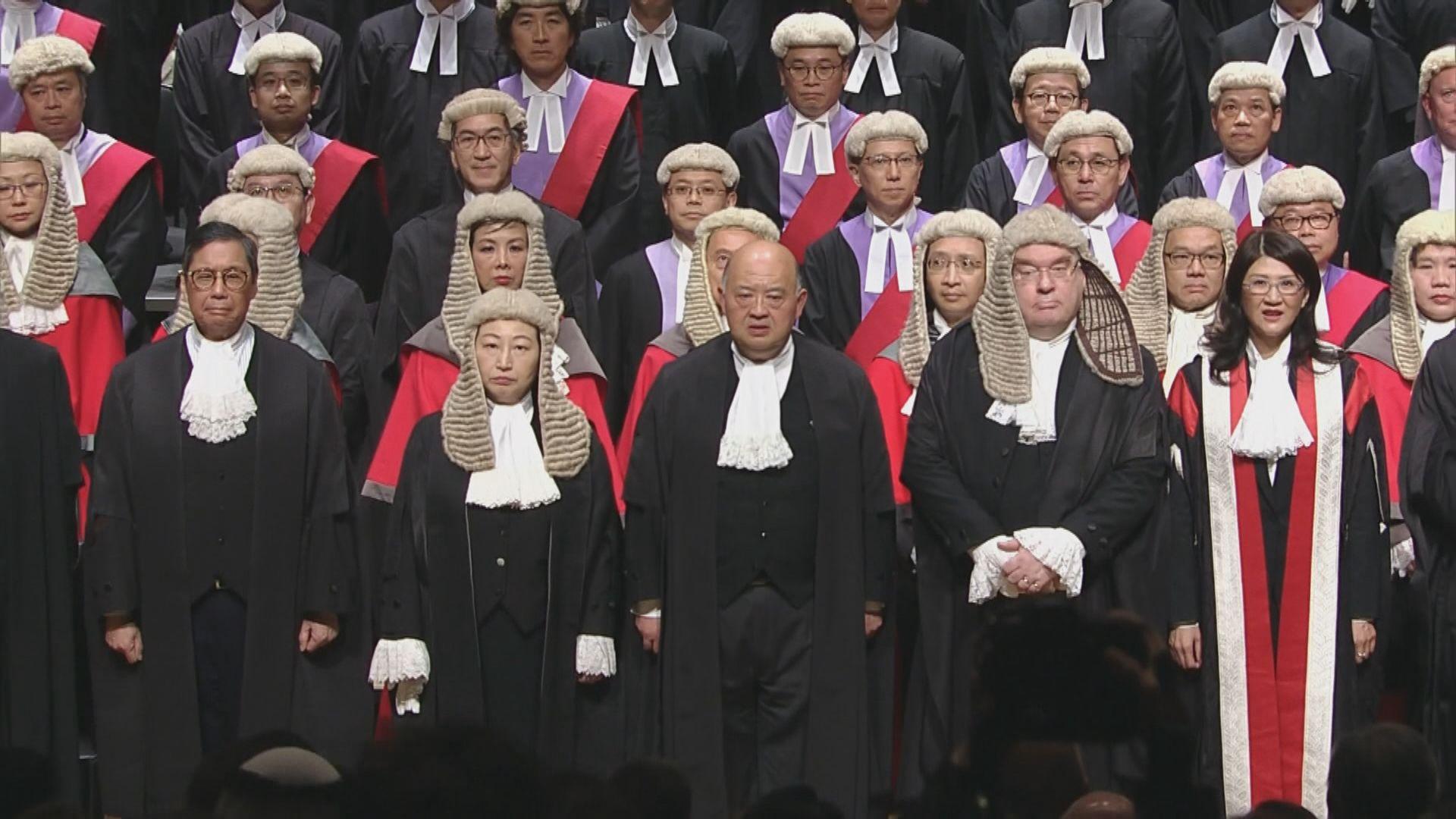 多宗反修例事件進入司法程序 高院批臨時禁令阻起底