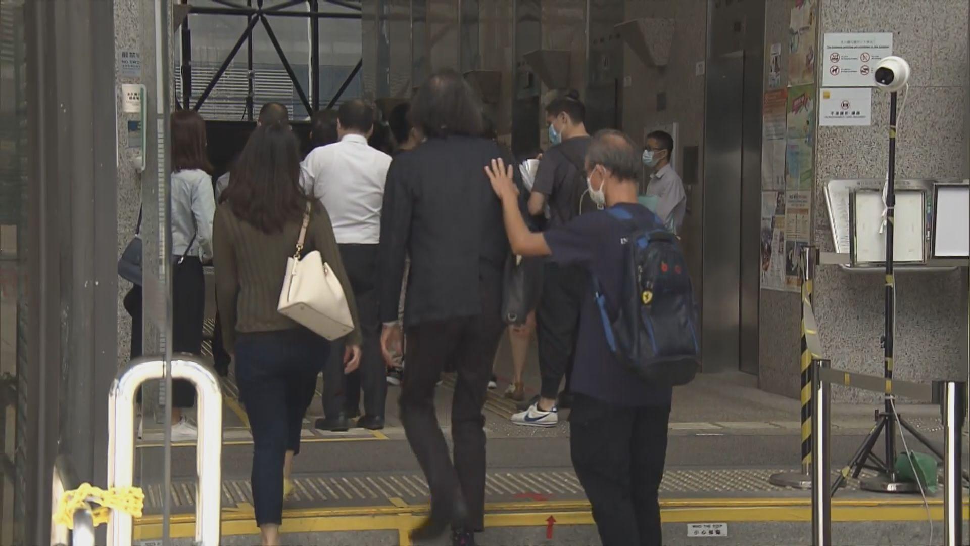 戴耀廷等三人涉非法招致選舉開支案押後下月再訊