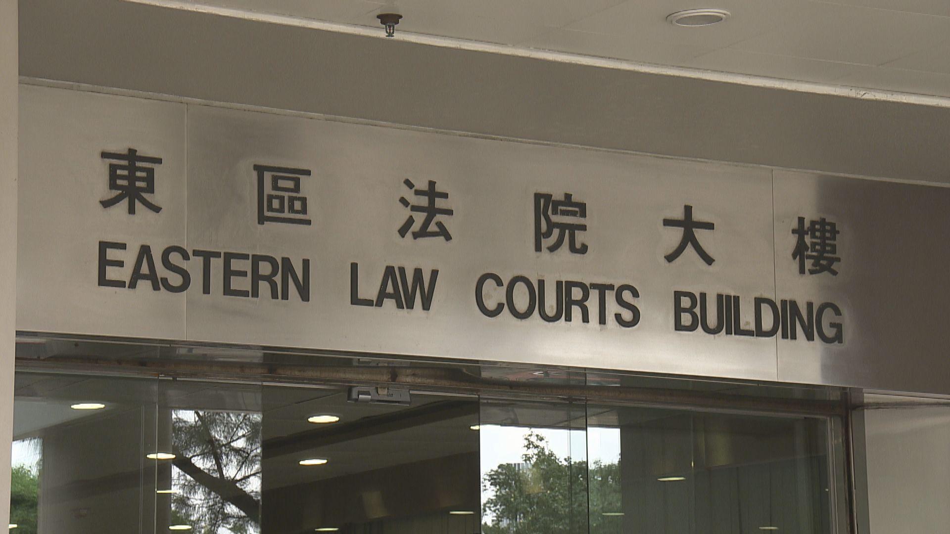 陳皓桓承認前年9月15日港島參與非法集結 加監一個月