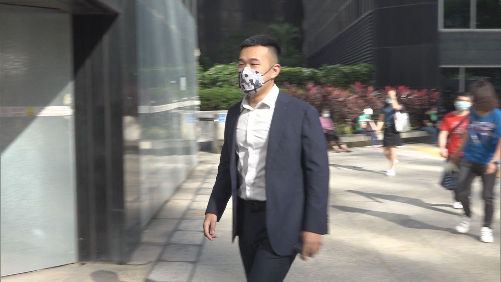 男子涉嫌新城市咬斷警員手指案 預計12日內完成審理