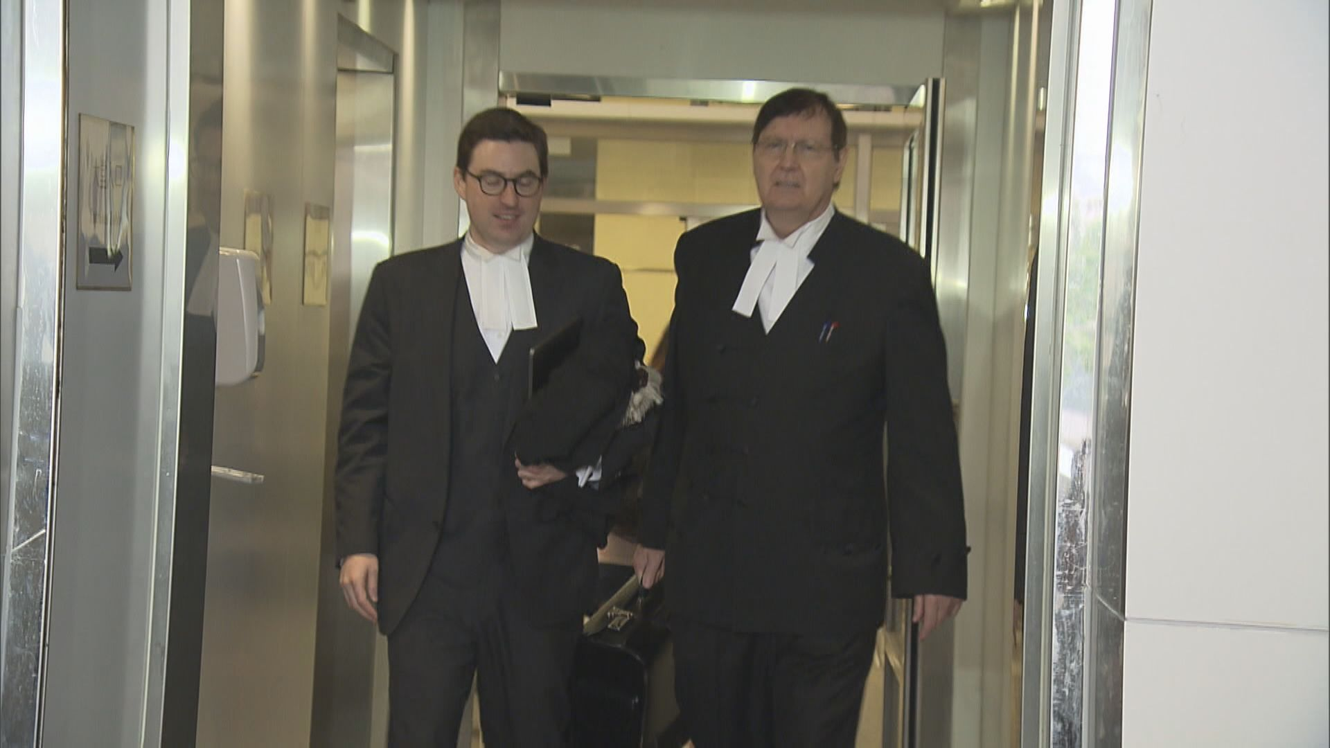 高院批准英國御用大律師彭力克代表劉鑾雄