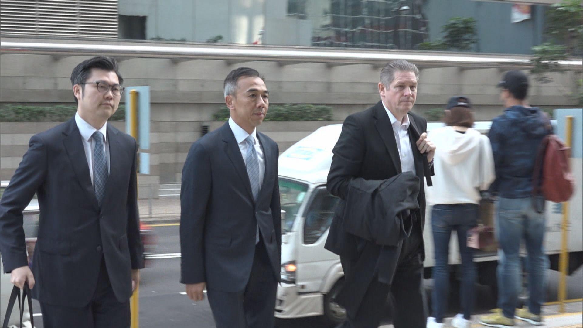 馮永業陳婉玉被控貪污明年五月開審