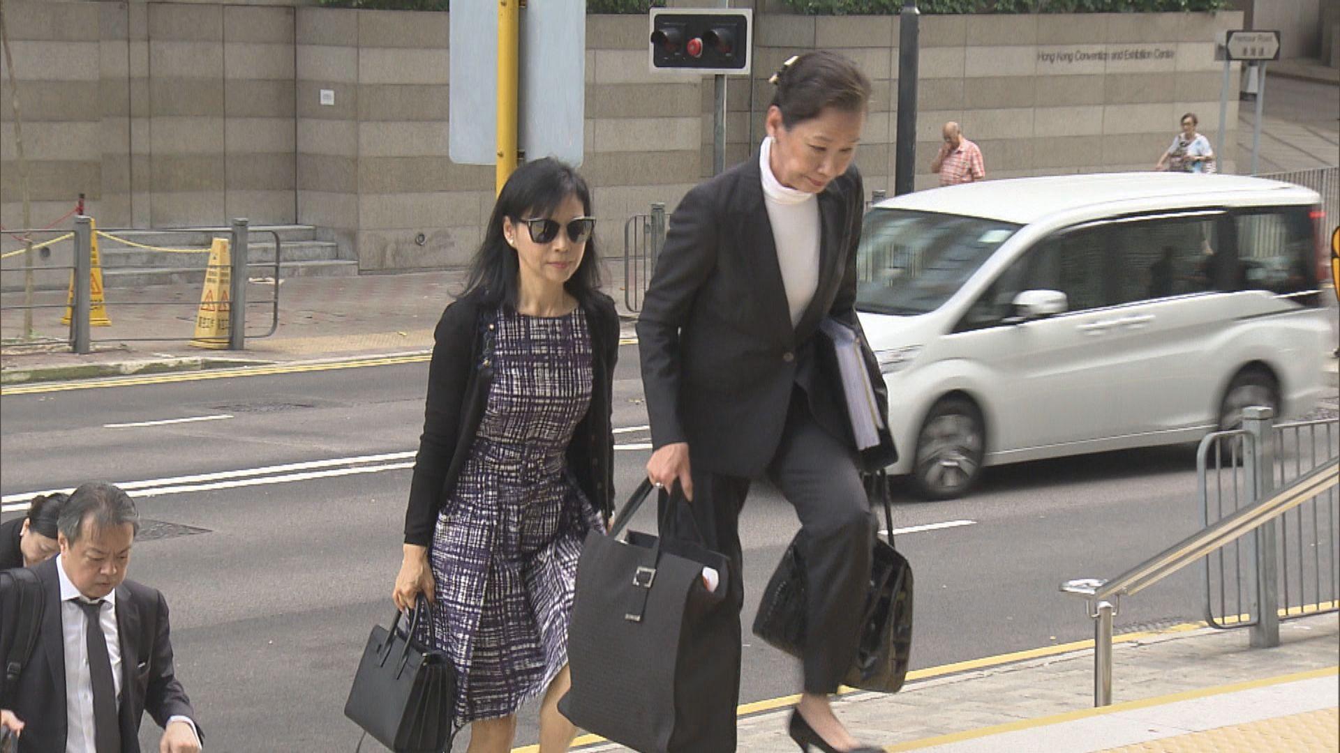 馮永業涉貪案 被告獲准坐在公眾席