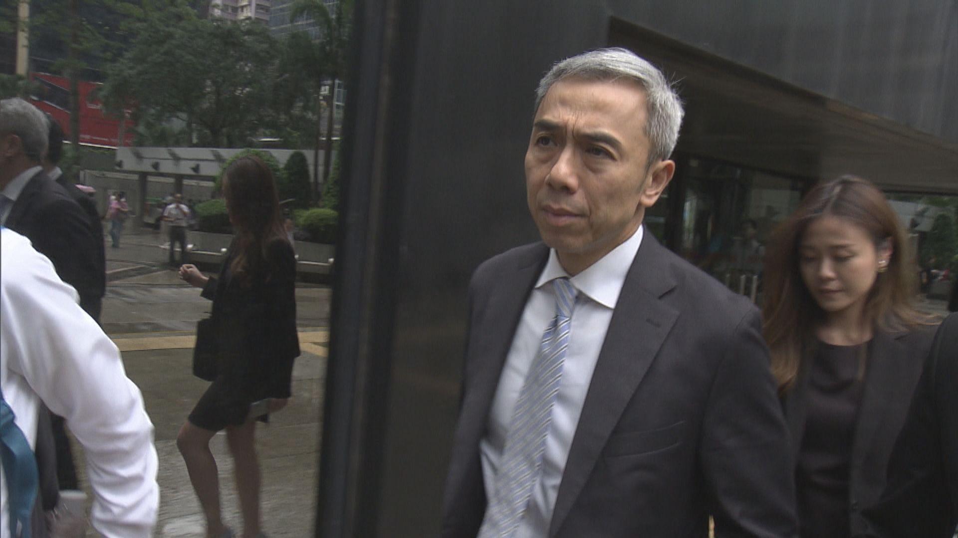 馮永業涉貪案 控方指被告刻意隱瞞