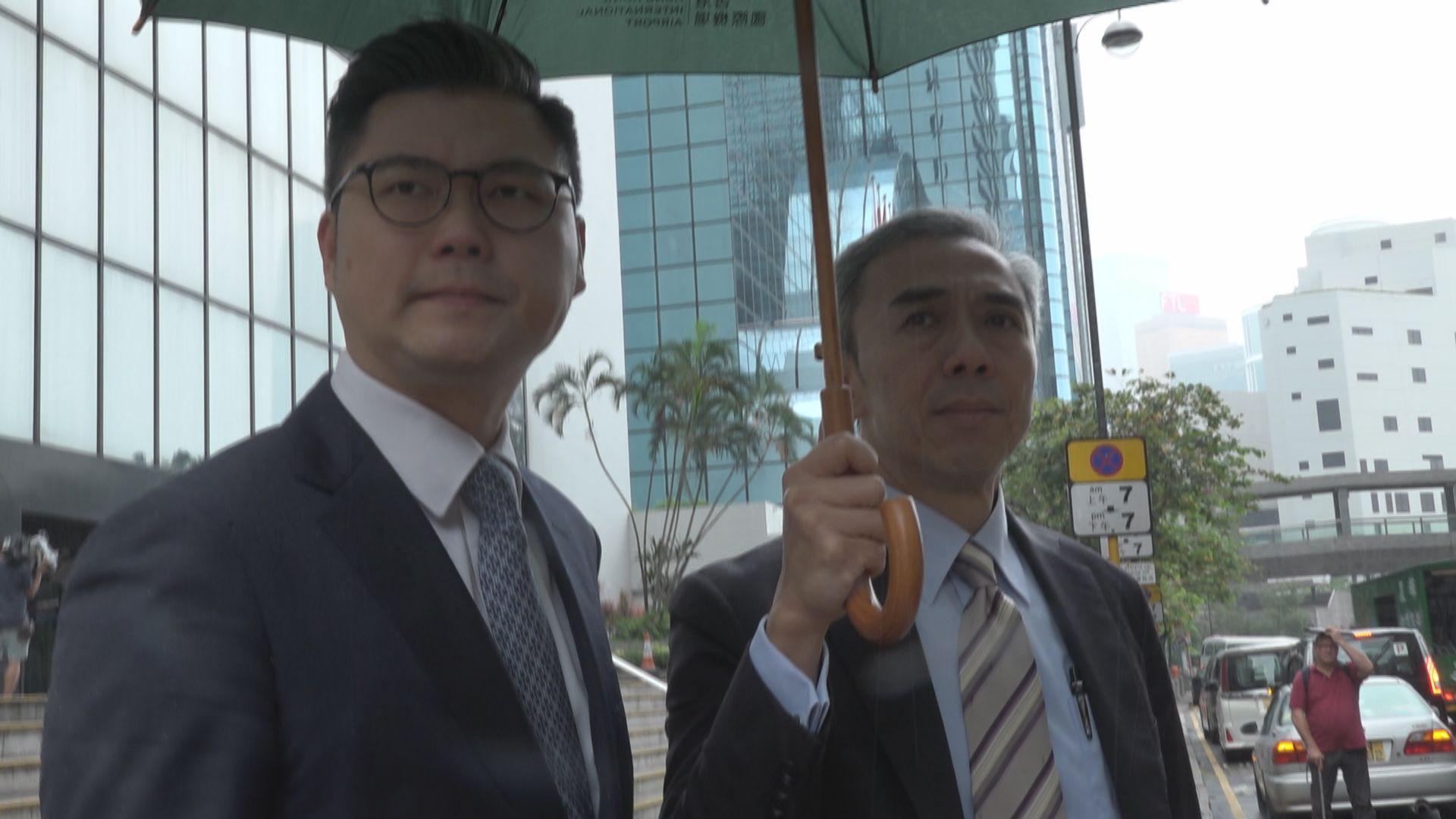 馮永業判囚九個月 其妻未回應會否上訴