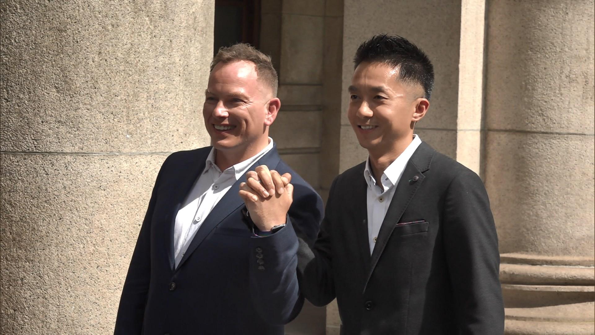 同性伴侶享公務員福利上訴得直 公務員事務局尊重裁決
