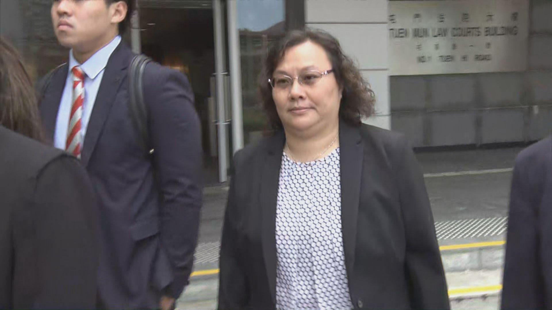 興德學校前校長陳章萍涉用虛假文書下月裁決