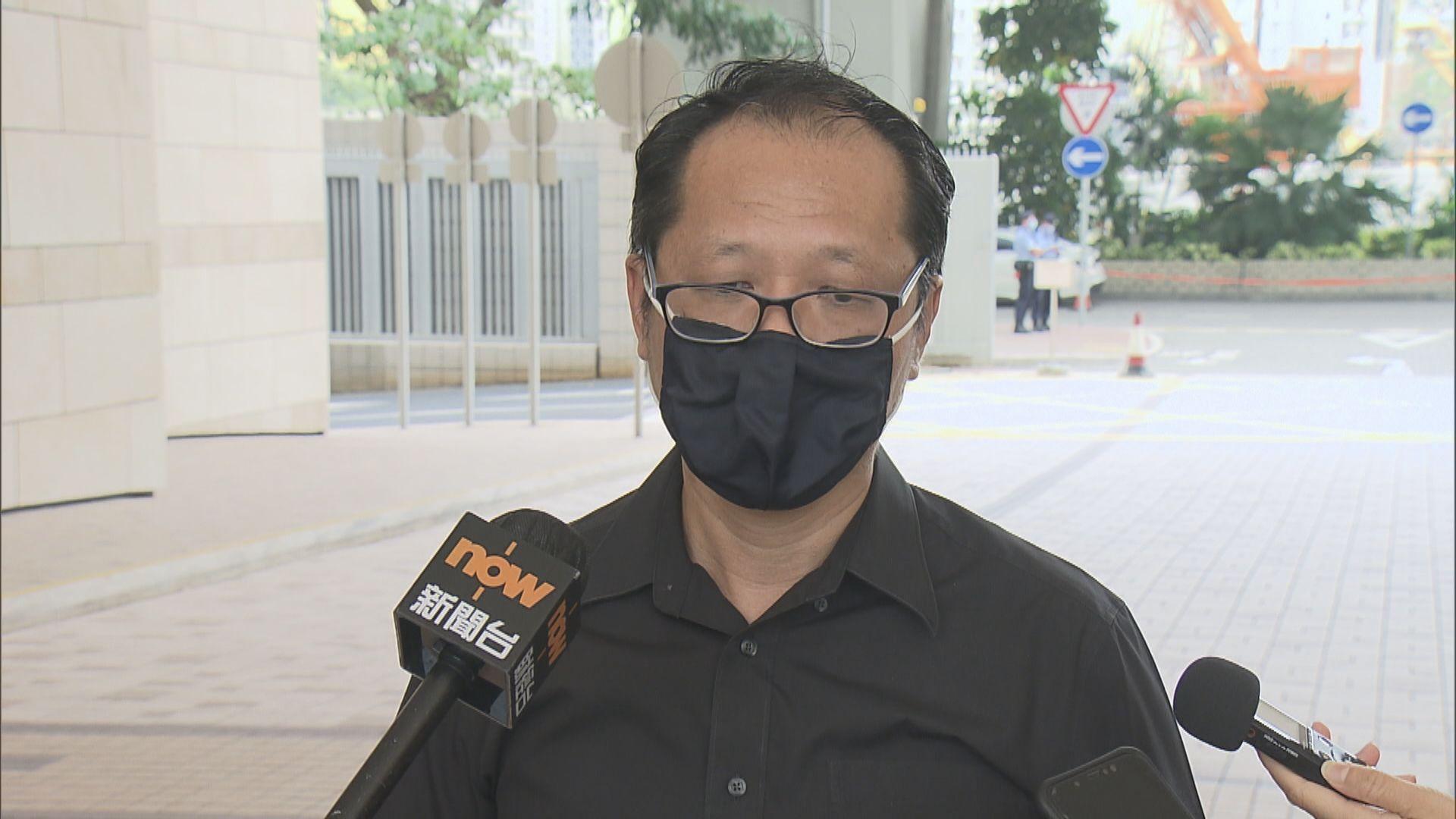 支聯會涉煽動顛覆政權案 法庭暫不處理蔡耀昌能否繼續代表支聯會