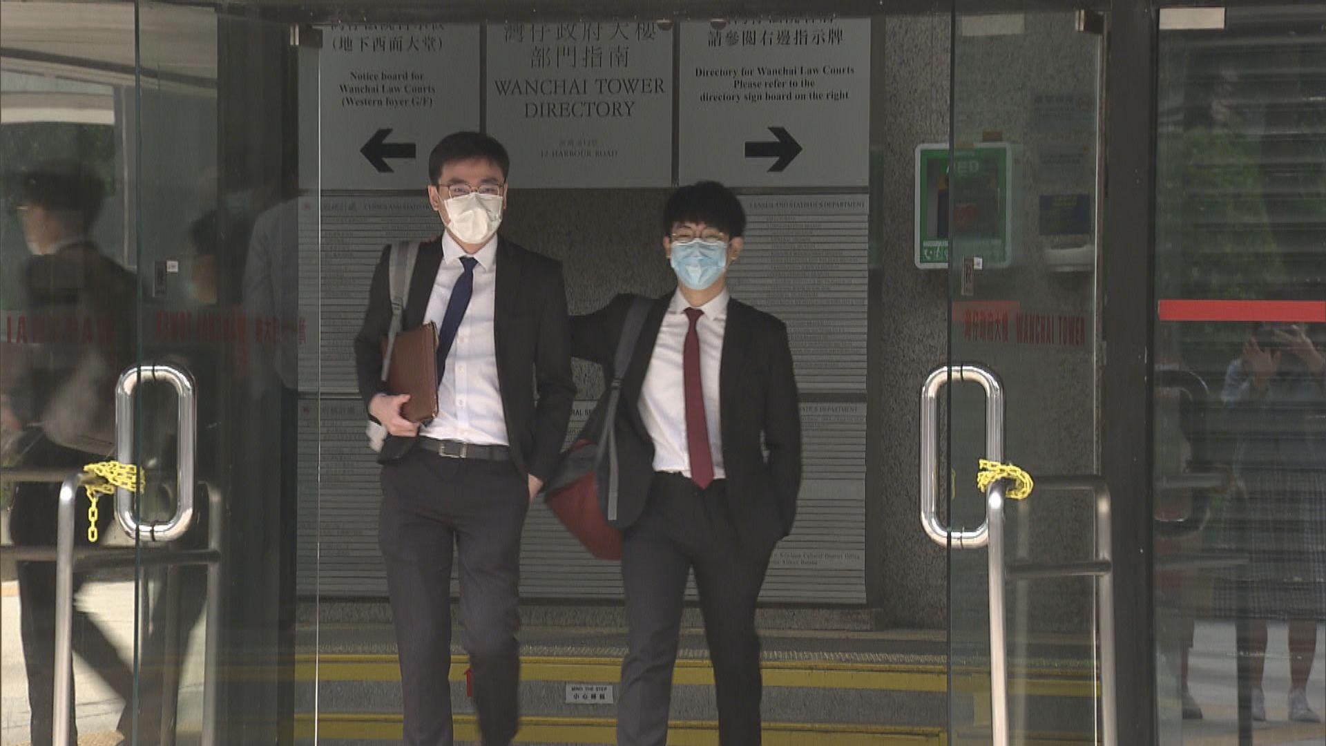 港大學生會評議會悼念刺警疑兇案 押後至明年一月提堂
