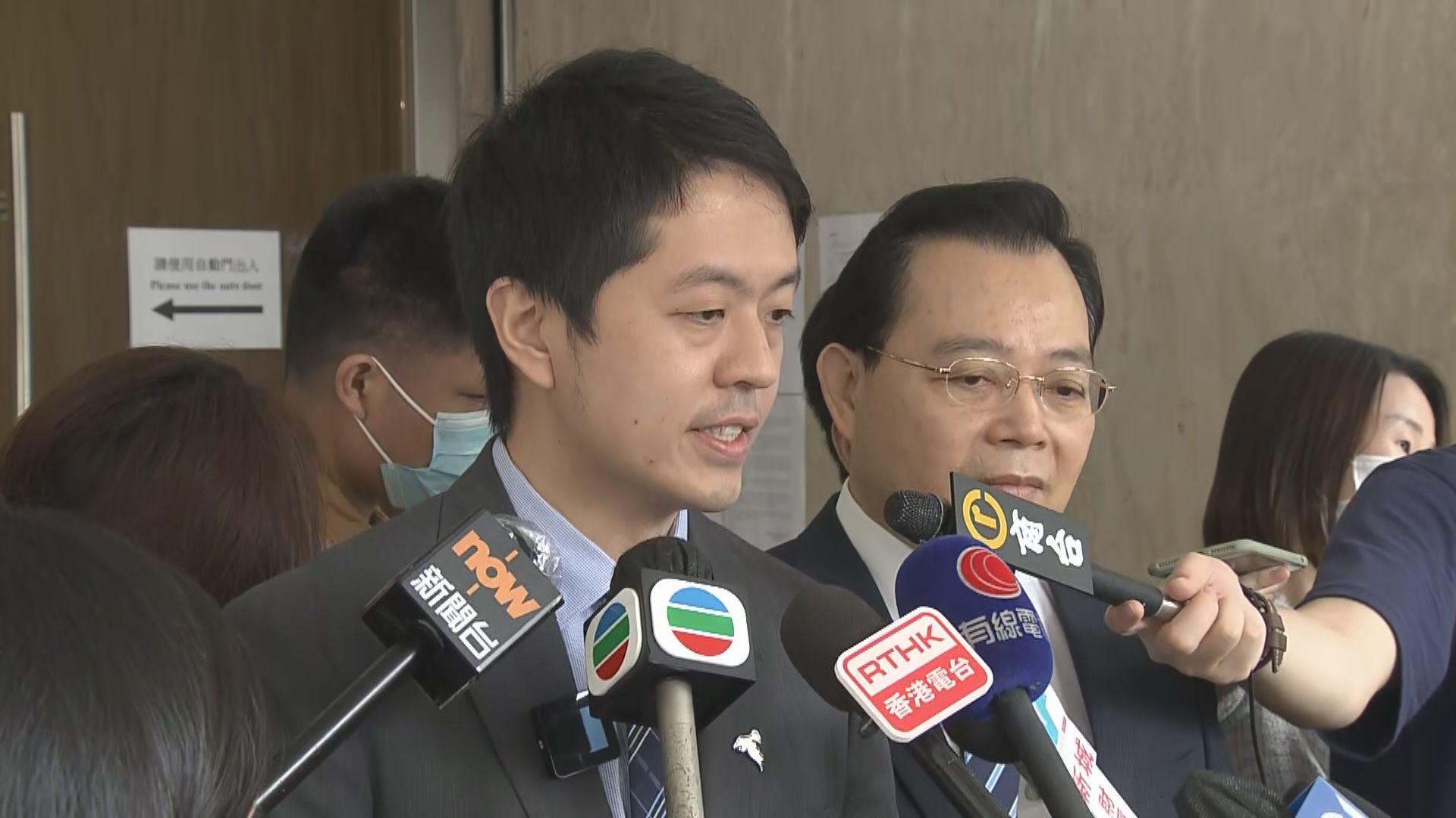 許智峯入稟要求頒令警方披露催淚彈成分 批律政司拖延