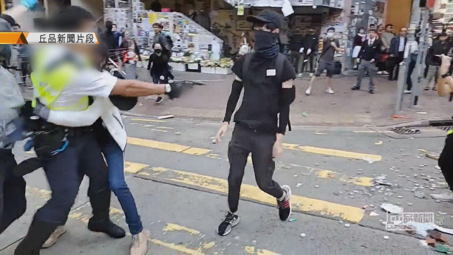 許智峯私人檢控開槍警員 法庭批准8月31日開庭