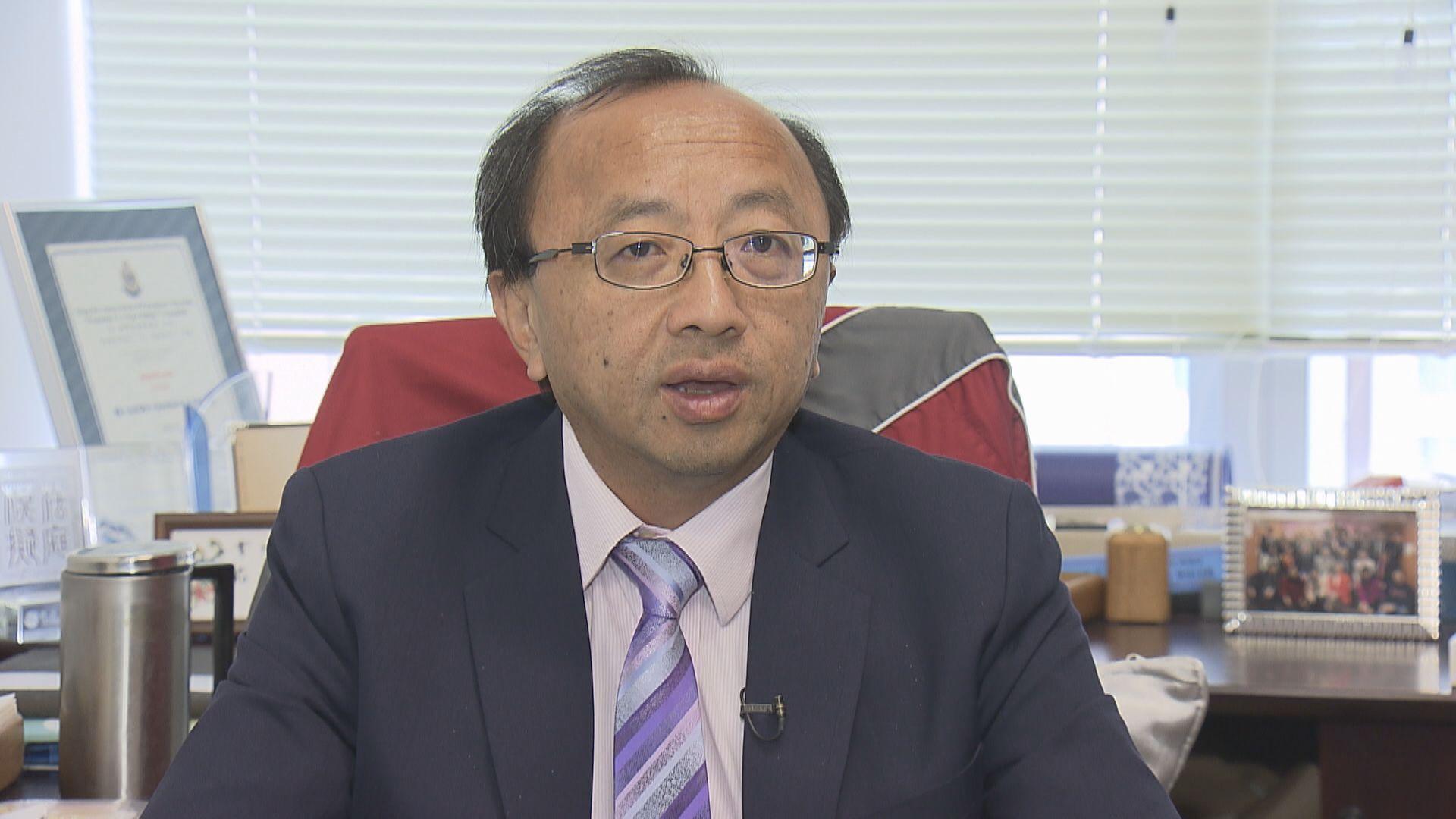 張達明:政府電話簿未獲警員同意亦違反禁制令