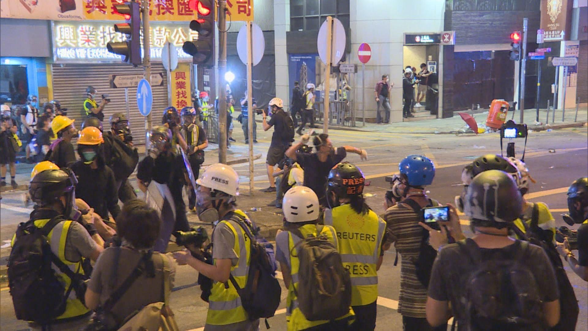 警方:法庭不應基於記者投訴作出針對整個警隊裁決