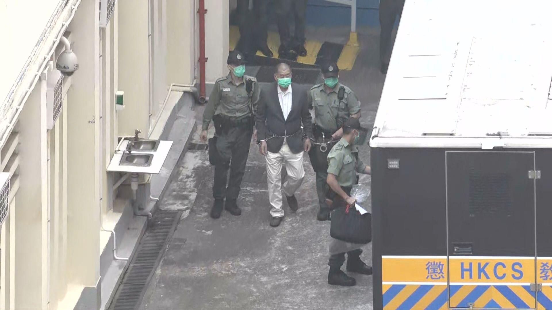 黎智英被加控勾結外國勢力危害國家安全罪提堂