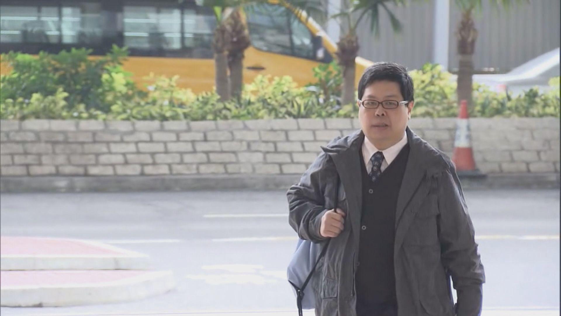林子健被控虛報罪案件下周一續審