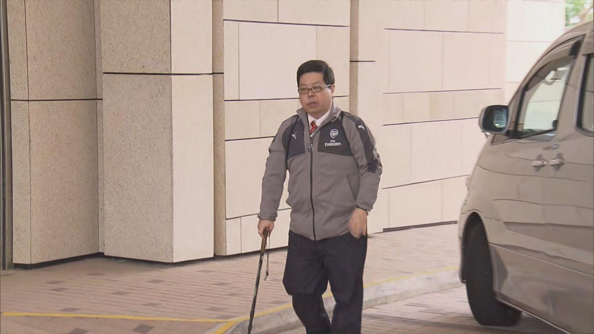 林子健案續審 辯方質疑警員認人過程