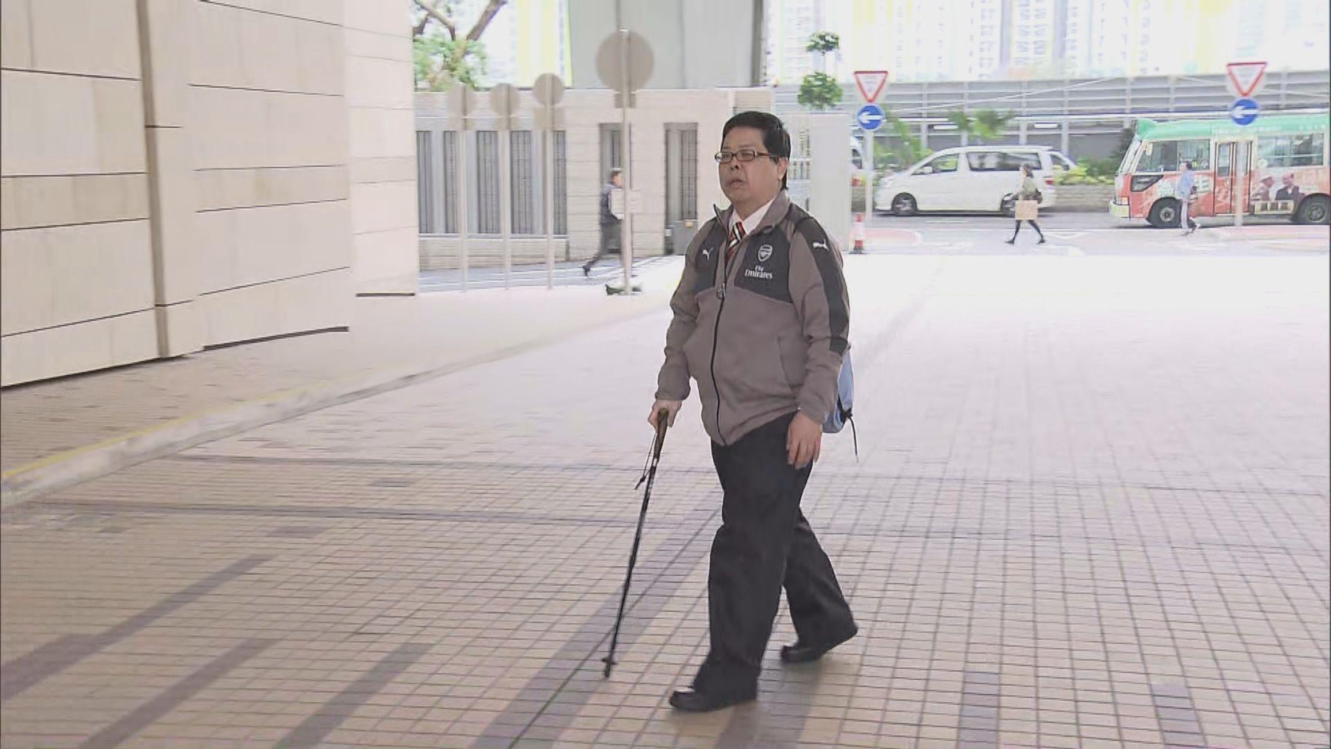 法庭裁定林子健虛報罪表面證供成立