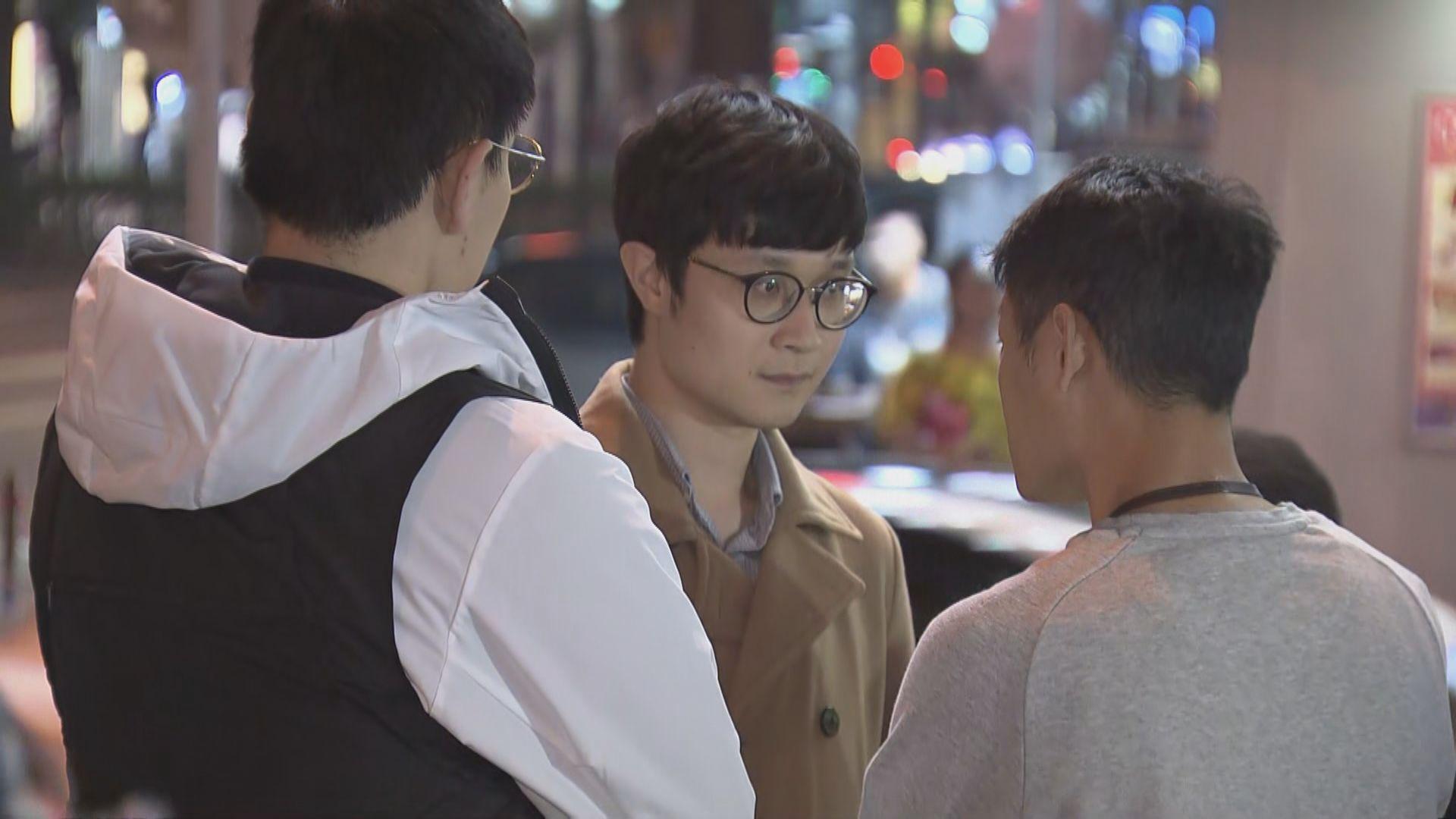 劉頴匡被控拒服警令及煽惑集結 四月再審准保釋