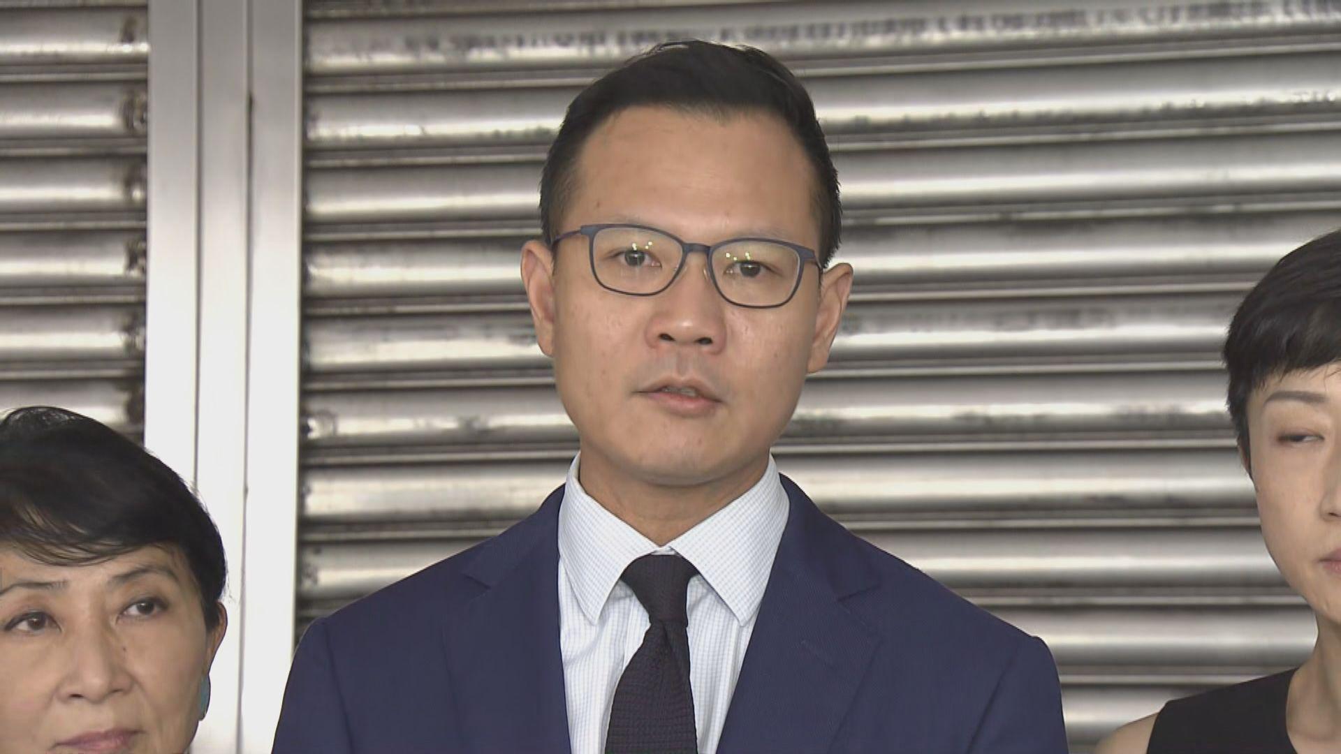 禁蒙面法司法覆核月底開庭 郭榮鏗:反映法官認同有憲制問題
