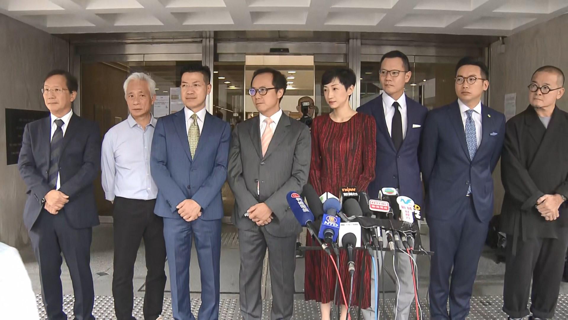 陳文敏:市民蒙面可有合理原因 禁蒙面法侵害言論集會自由