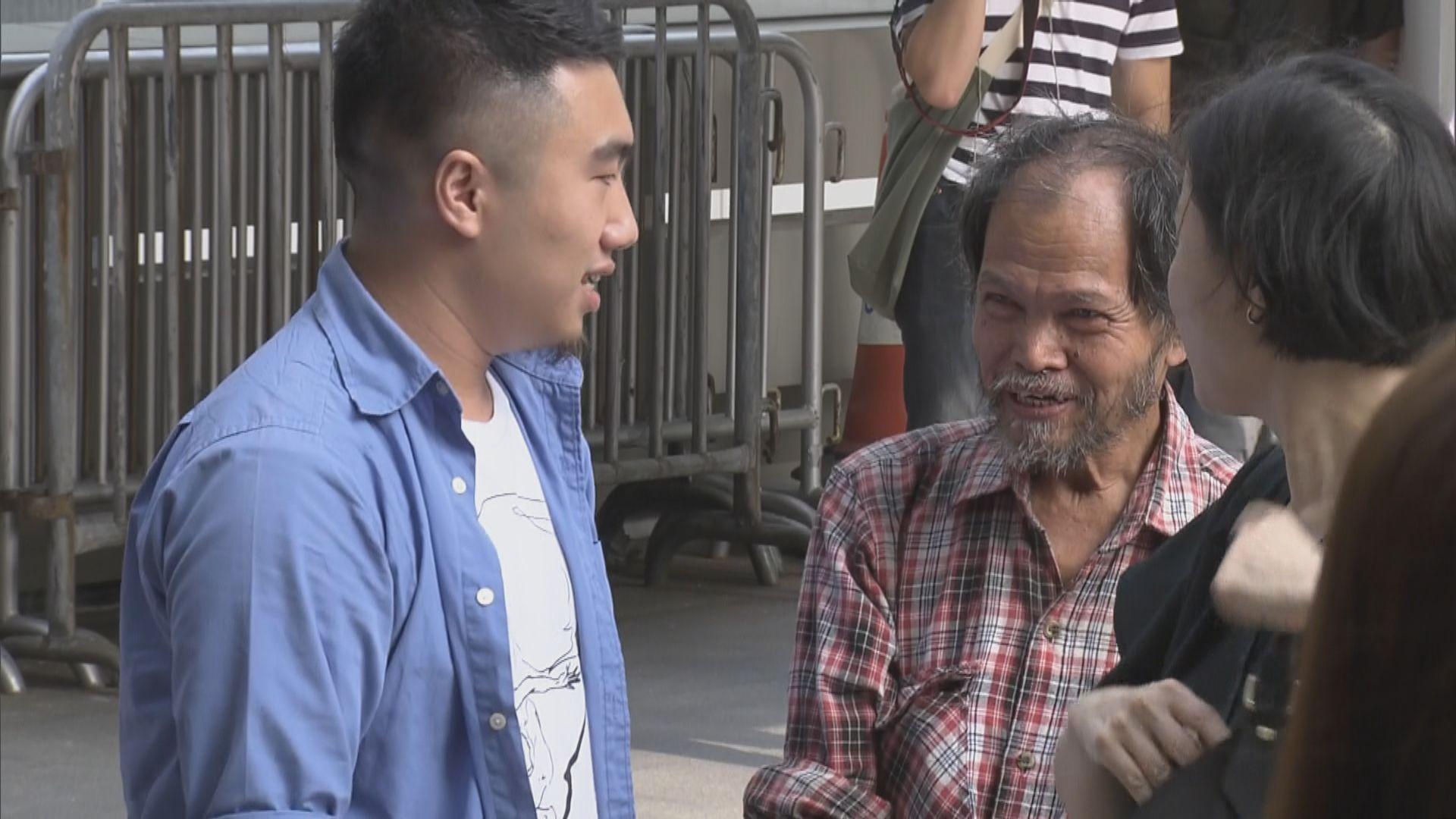 佔旺15人藐視法庭罪成 劉鐵民囚四個月
