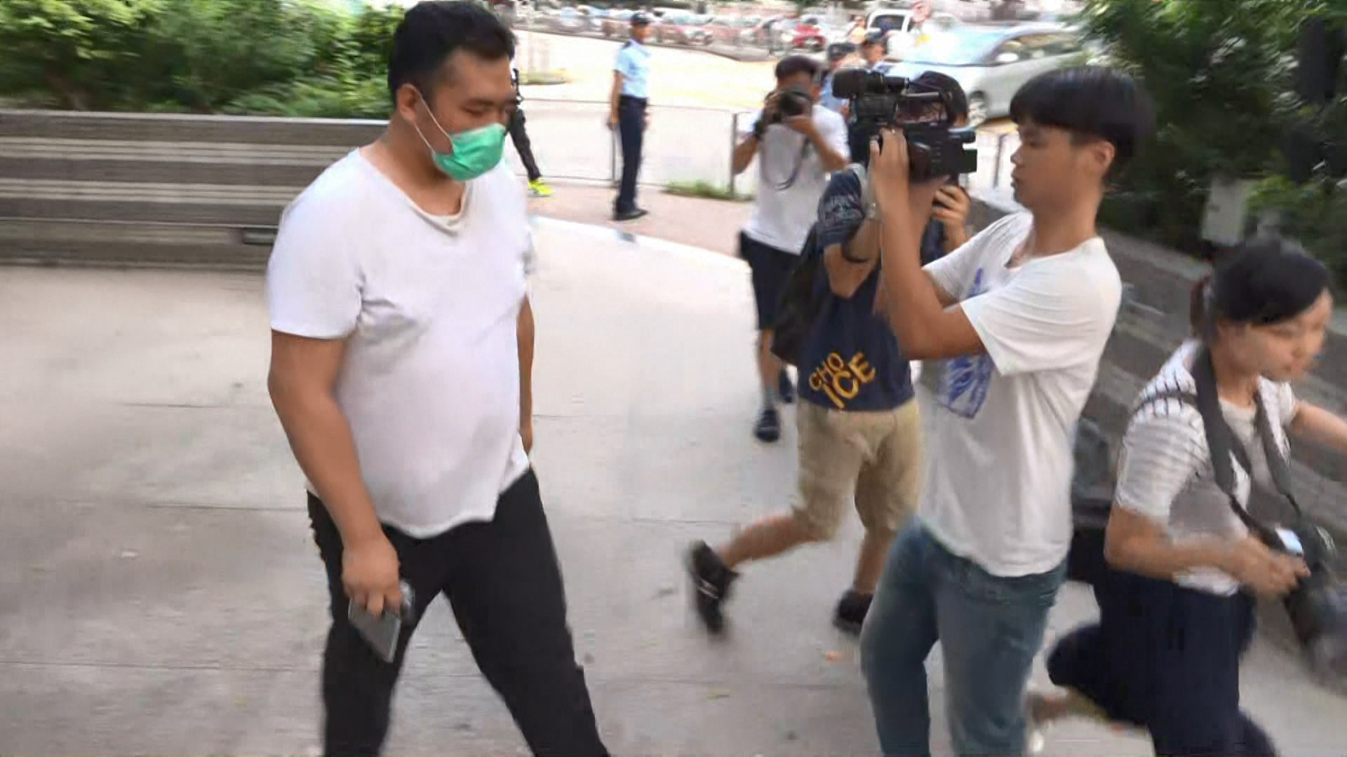 三人涉女子於旺角衝突被禁錮案 下月再訊