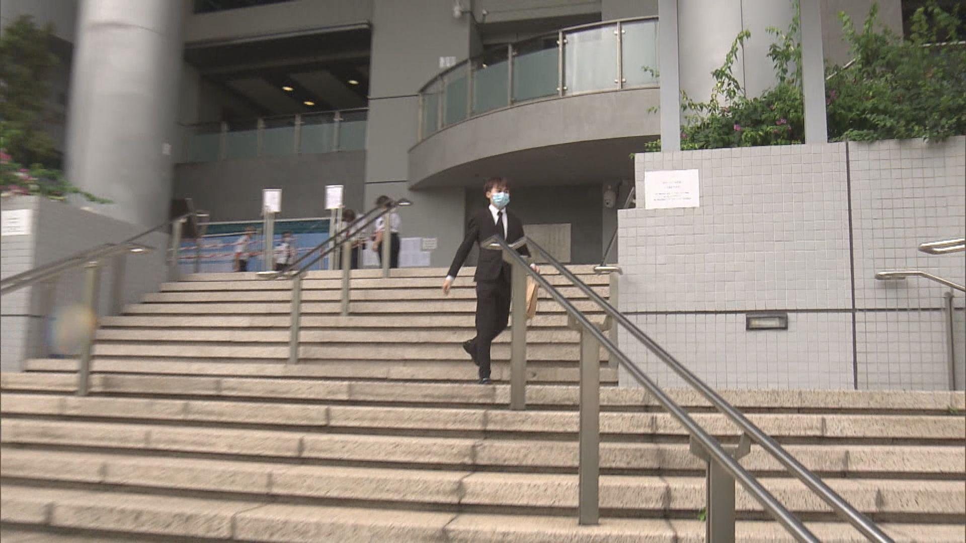17歲少年以磚襲警 認罪判12個月感化令
