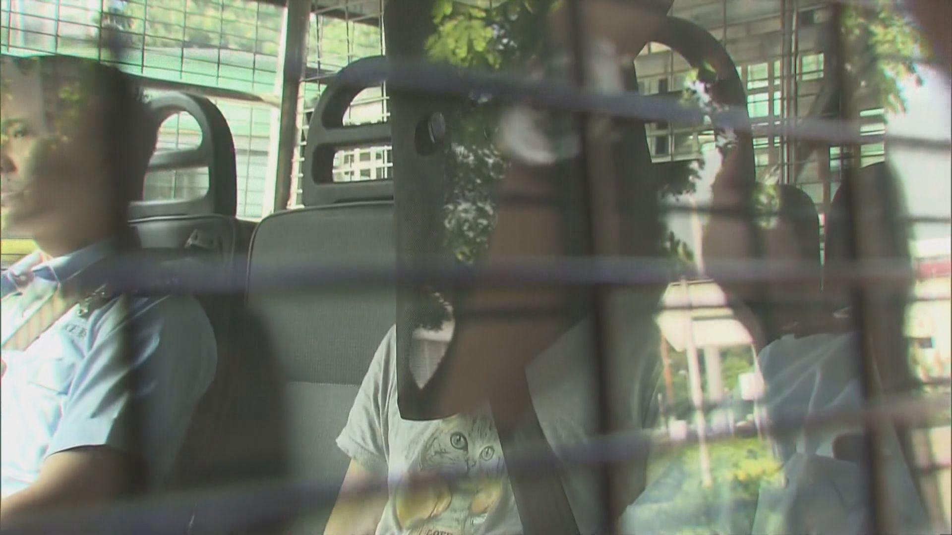 元朗謀殺案 疑犯在屯門裁判法院提堂