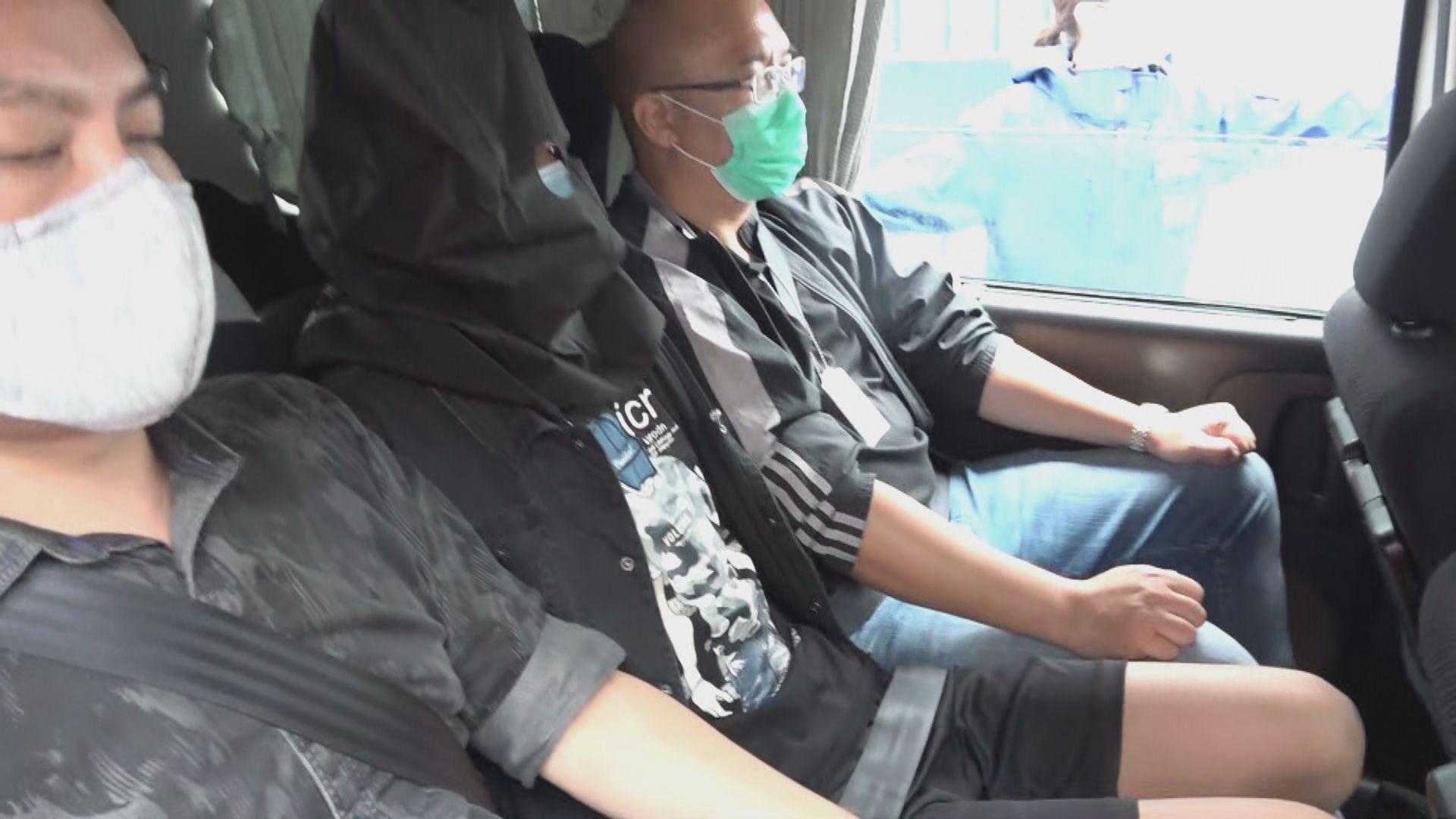 上水老翁被磚擊斃兩少年被控謀殺 不准保釋六月再訊
