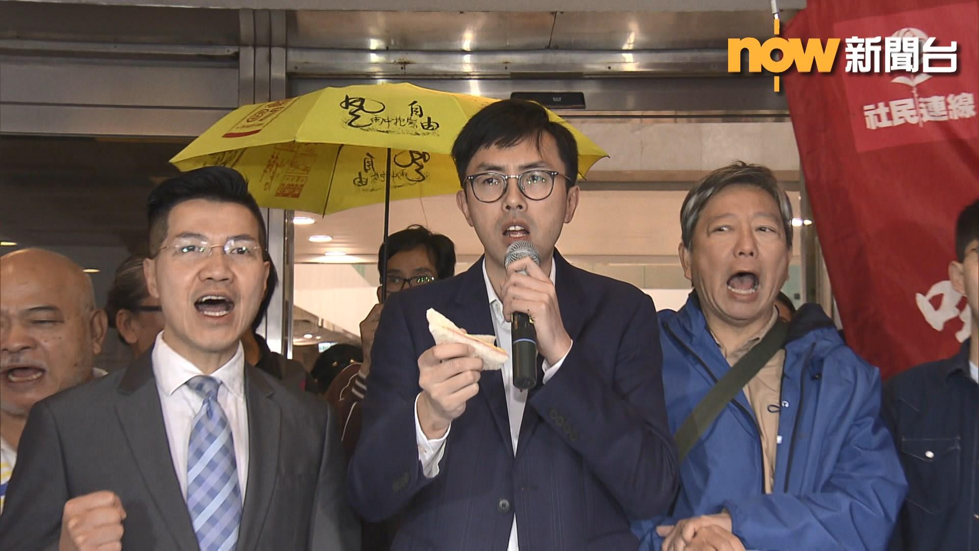 法官:未有控告吳文遠襲擊梁振英不合常理