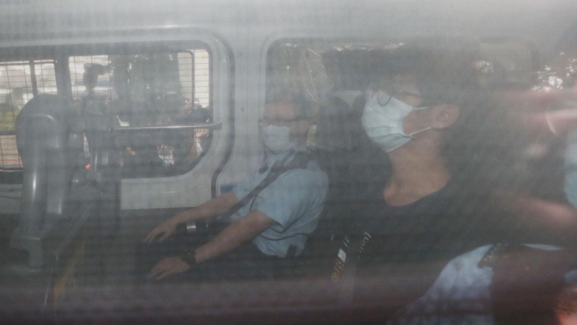 鍾翰林被控分裂國家罪 轉介區院本月廿八日再提堂