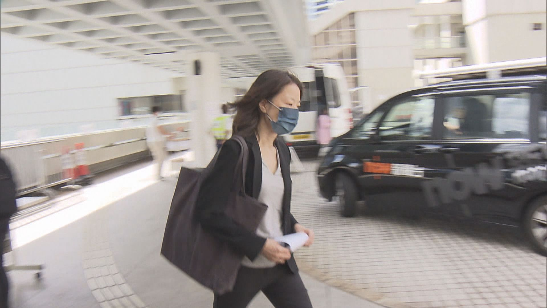 唐英傑案 辯方專家證人李詠怡繼續作供