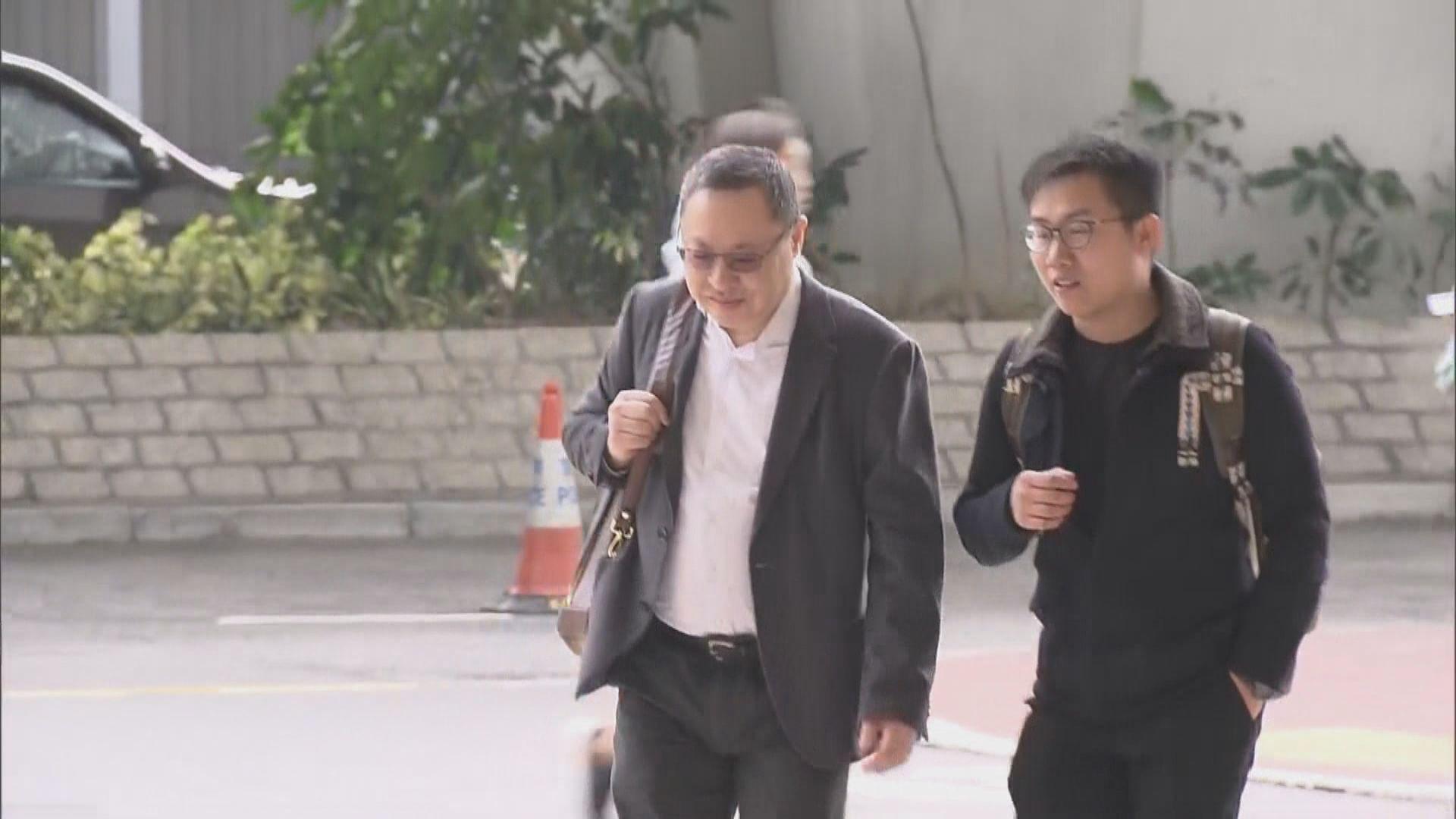 佔中九子案 辯方指朱耀明曾表明集會結束後離開